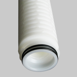 YTPTFE Series - Hydrophilic Polytetrafluoroethylene(PTFE) Pleated Filter Cartridge