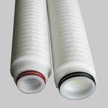 YTPES Series - Single Layer Polyether Sulfone(PES) Pleated Filter Cartridge